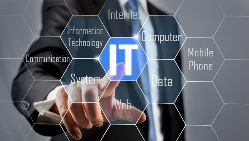 components of IT