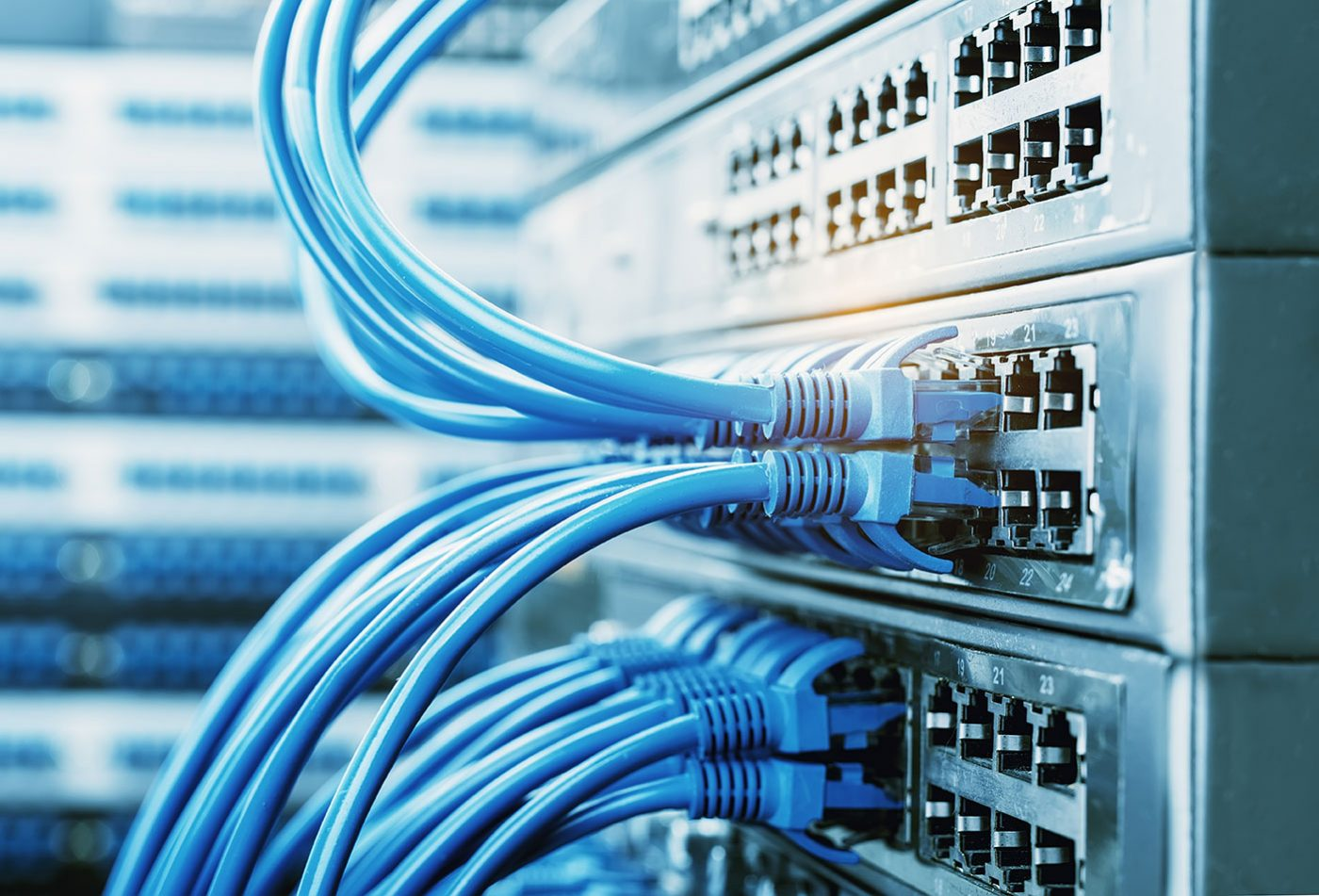 Structured Cabling In Gainesville Atlanta C3 Communications Wiring Commercial